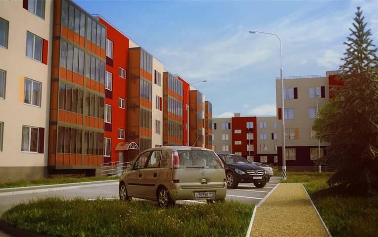 Малоэтажный ЖК «Шолохово», фото 1
