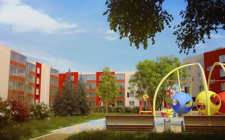 Малоэтажный ЖК «Шолохово», фото 2