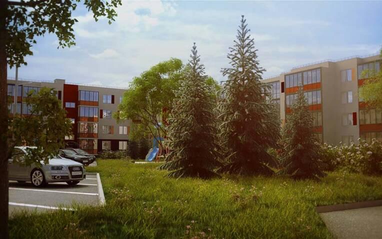 Малоэтажный ЖК «Шолохово», фото 3