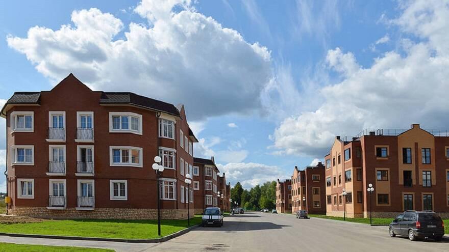 Миллион кв. метров жилья могут сдать строители Новой Москвы за I полугодие