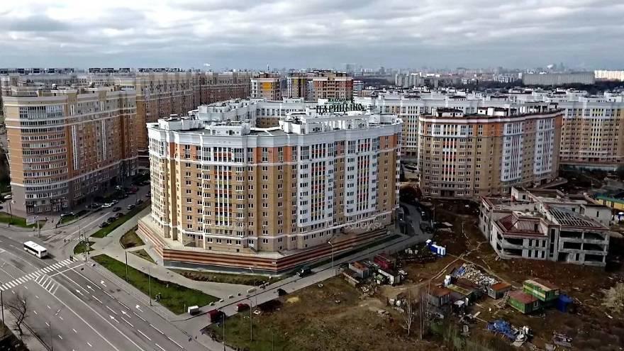 Долгострои Москвы