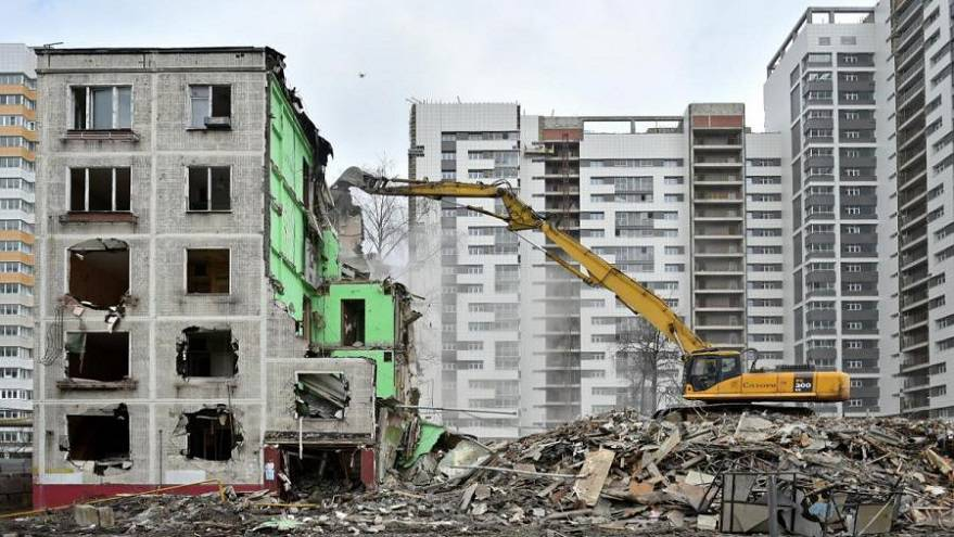 Реновации по всей России быть?