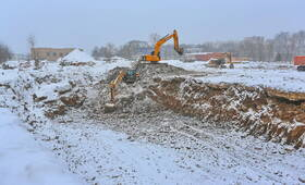 ЖК «Бригантина»: ход строительства