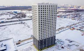 ЖК «Бутово парк 2»: ход строительства