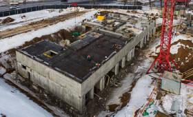 ЖК «Сигнальный 16»: ход строительства корпуса №1.1