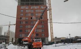 ЖК «Большая Очаковская 2»: ход строительства корпуса №1.3