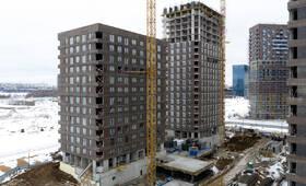 ЖК «Holland park»: ход строительства корпуса №10