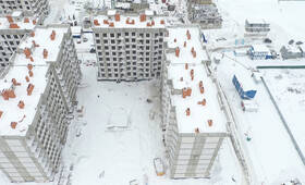 ЖК Миниполис «Дивное»: ход строительства корпуса №16