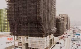 ЖК «Now. Квартал на набережной»: ход строительства
