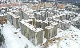 ЖК Миниполис «Серебрица»: ход строительства