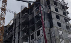 ЖК «Зеленоград Сити»: ход строительства