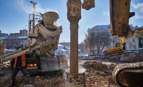ЖК «Тессинский, 1»: ход строительства