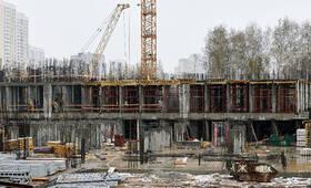 ЖК «Облака-2»: ход строительства корпуса №1.1