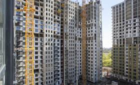 ЖК «Митинский лес»: ход строительства корпуса №15