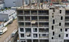 ЖК «Реут»: ход строительства