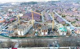 МЖК «Бристоль Москва»: ход строительства