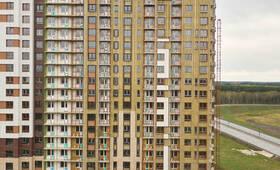 ЖК «Одинград. Квартал Семейный»: ход строительства корпуса №1