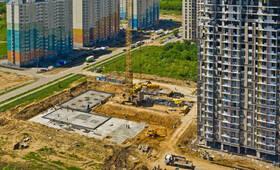 ЖК «Героев»: ход строительства