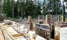 ЖК «Лесная Отрада»: ход строительства