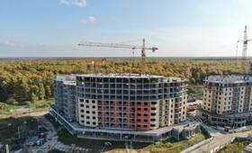 ЖК «Ледово»: ход строительства
