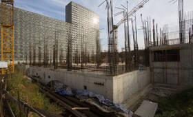ЖК «Мякинино парк»: ход строительства школы