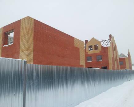 Строительство жилого комплекса «Зеленая Москва-1», Февраль 2013