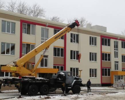 МЖК «Дом на улице Сапожковых», Февраль 2016