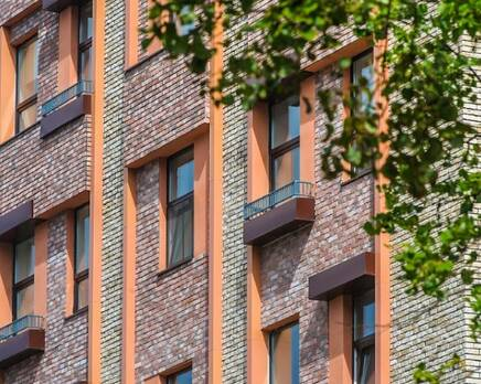 МФК «Petrovsky Apart House», Ноябрь 2020