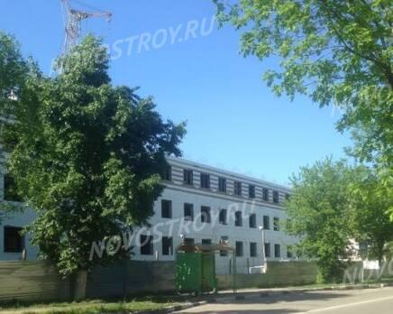 ЖК «Гагарина 28»: ход строительства, Март 2017