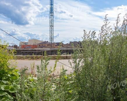 Малоэтажный ЖК «Потапово Lite»: Стройплощадка корпусов 5 и 6, Август 2017