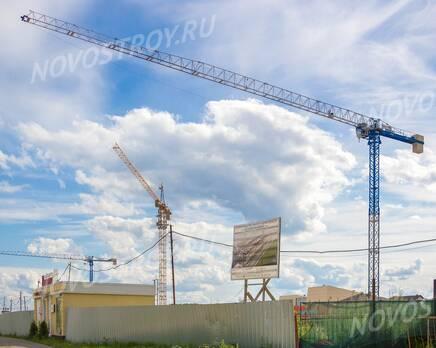 Малоэтажный ЖК «Потапово Lite»: Общий вид, Август 2017