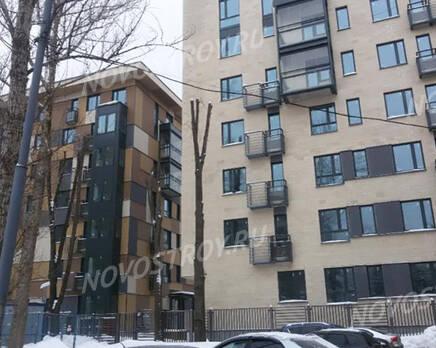 ЖК «Два дома 20&20»: ход строительства, Март 2018