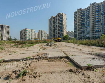 ЖК «Новое Медведково»: ход строительства корпуса №17, Сентябрь 2019