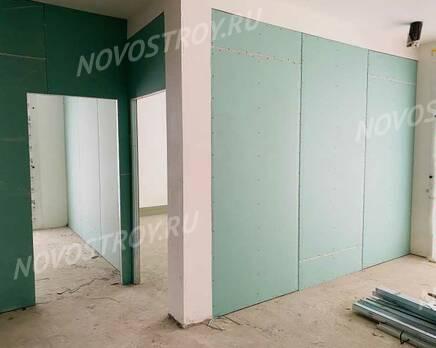 МФК «River Residences в Серебряном Бору»: ход строительства, Февраль 2021
