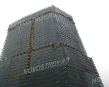 ЖК «Prizma»: ход строительства, Февраль 2021