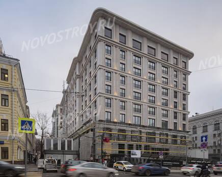 МФК «Fairmont Vesper Residences»: ход строительства, Февраль 2021