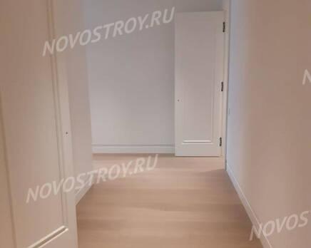 ЖК «Brodsky»: ход строительства, Февраль 2021