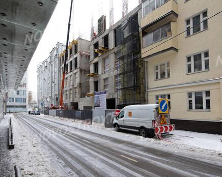 ЖК «Titul на Якиманке»: ход строительства, Февраль 2021