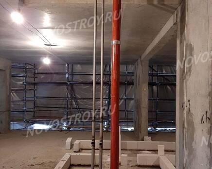 ЖК «Villa Grace»: ход строительства, Февраль 2021