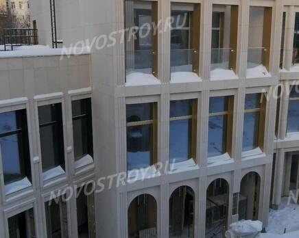 МФК «Cameo Moscow Villas»: ход строительства, Февраль 2021