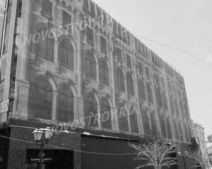 МФК «Kuznetsky Most 12 by Lalique»: ход строительства, Февраль 2021