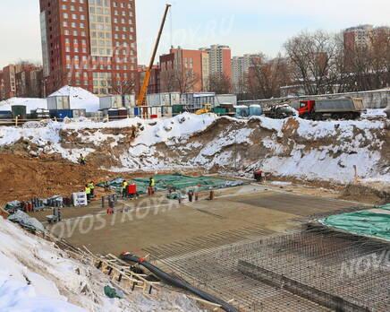 ЖК «Profit»: ход строительства, Март 2021