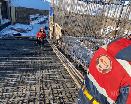 ЖК «Sydney City»: ход строительства, Март 2021
