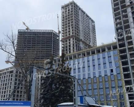 ЖК «iLove»: ход строительства, Март 2021
