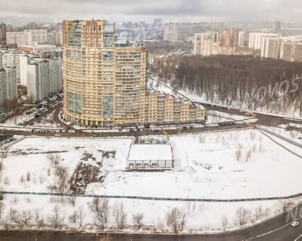 МФК «AFI Park Воронцовский»: ход строительства, Март 2021