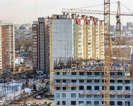 ЖК «AFI Tower»: ход строительства, Апрель 2021