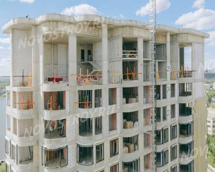 МФК «Level Стрешнево»: ход строительства, Июнь 2021