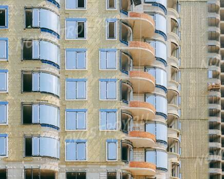 МФК «Level Стрешнево»: ход строительства, Июль 2021