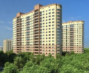 Проект жилого комплекса «Палитра»