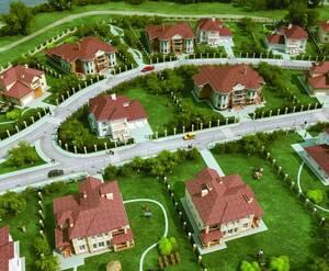 Проект коттеджного поселка «Никольский берег»